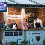 Perthshire On A Plate….05.08.16  Cook Off between the SWI and Perth UHI Picture by Graeme Hart. Copyright Perthshire Picture Agency Tel: 01738 623350  Mobile: 07990 594431